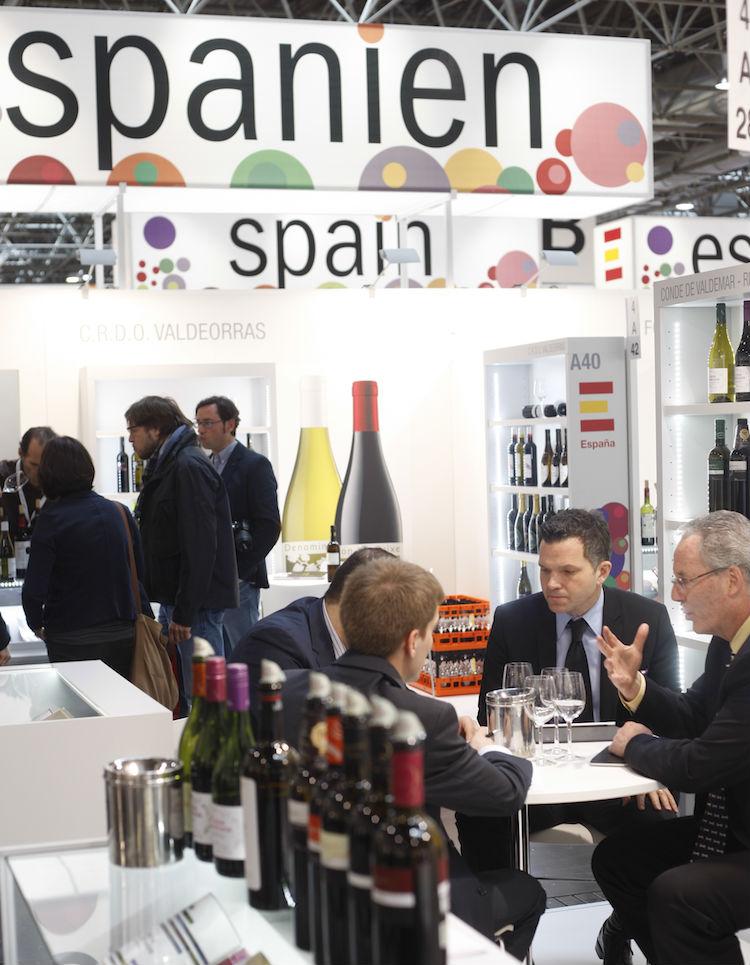 prowein 2015 dusseldorf vinos españa